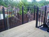 Ref: BA005 Balcony Decking