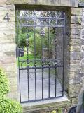 Ref: GT003 Side Entrance Gates in Whitefield Manchester