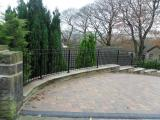 Ref:RA029 Walltop Railings in Rochdale,Manchester