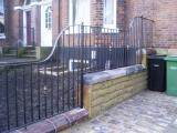 Ref:RA031 Railings in Bramhall,Manchester