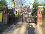 Ref:GTO49 Automated Gates,Electric Gates,in Sale