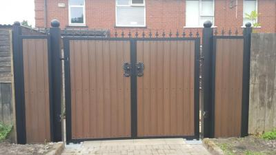 Ref:GTO81 Electric gates Rochdale