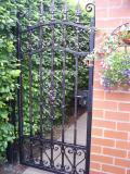 Ref: BP003 This Side Gate was made from a photograph provided by the Customer