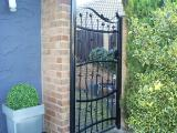 Ref: GT017 Bespoke Metal Gates Alcrington, Middleton