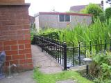 Ref: RA001 Wrought Iron Traditional Railings Uppermill, Oldham, Greater Manchester