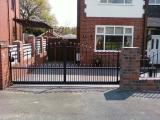 Ref:  GT034 Manual Sliding Gates, Walkden, Manchester