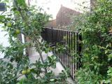 Ref:RA034 Metal Railings In Bramhall, Manchester
