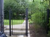 Ref:GT052 Gates and Railings in Bramhall,Stockport