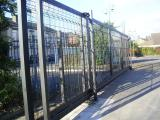 Ref: SE010 Cantilever Industrial Security Gate