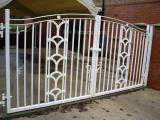 Ref: BP005  Custom made Driveway Gates for the Home in Middleton, Manchester