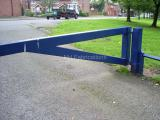 Ref: CO003 Swing Gate Barriers
