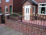 Ref: RA009 Common Front Garden Railings