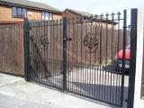 Ref: GT027 Driveway Gates Security Gates in Manchester