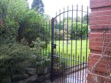 Ref: GT018 Side Gates & Railings, Fencing, Delph Greater Manchester