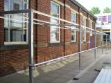 Ref: CP001 Carport/Leanto for house or schools