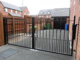 Ref:GTO57 Metal Gates For Driveways in Manchester